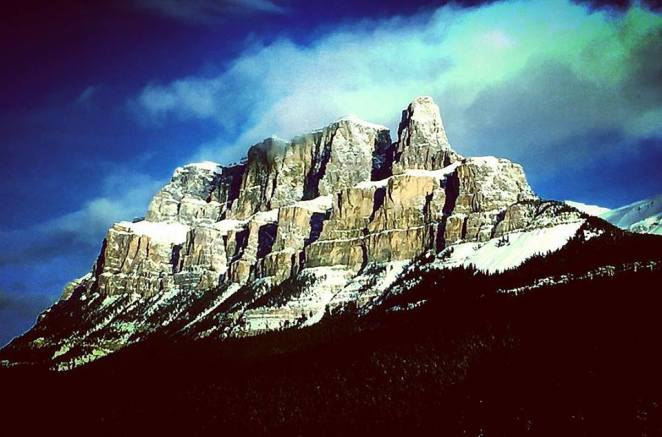 Banff Mountain 1